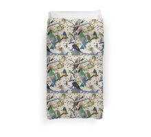 Pretty Birdies Duvet Cover