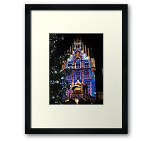 Christmas in Gouda Framed Print