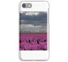 Tulips from Holland iPhone Case/Skin