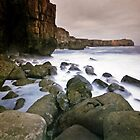 St. Govan's Head, Pembrokeshire, Wales by Mark Howells-Mead