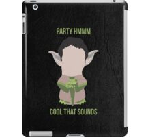 Party Hmm, Cool That Sounds - The Inbetweeners iPad Case/Skin