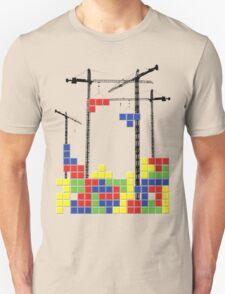 Tetris Skyline T-Shirt