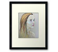 veridical Framed Print