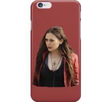 Wanda Maximoff iPhone Case/Skin