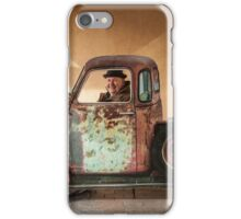 Old Truck NM iPhone Case/Skin