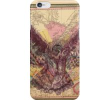 The Hunters Map iPhone Case/Skin