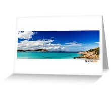 Esperance Beach Greeting Card