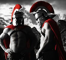 The Romans by dreamonix