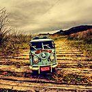 Minature VW 1 by Gary Power