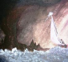 Pembrokeshire storm (series 3) by Graham Povey