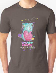 Moku Moku Seijin [Fluffy Alien ♥] Tee Version T-Shirt