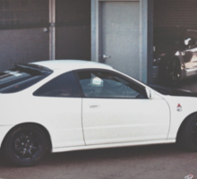 Honda Integra Type R DC2 Sticker