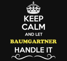 Keep Calm and Let BAUMGARTNER Handle it by thenamer