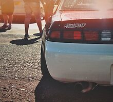 Nissan 200sx by micfle08