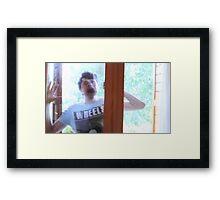 Chris Kendall Framed Print