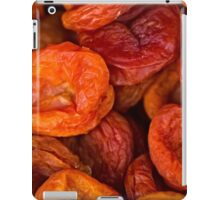 Food - Dried apricots iPad Case/Skin