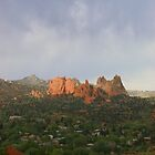 Garden of the Gods by Anita Schuler