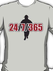 Firemen: 24 / 7 / 365 T-Shirt