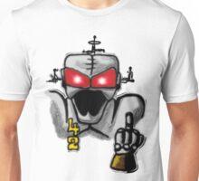 Mad Cyborg Unisex T-Shirt