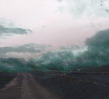 Yorkshire Dales landscape by Liz Findlay