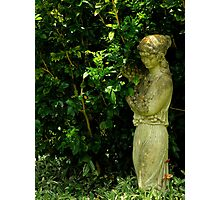 Art In The Gardens ~ Part Three Photographic Print