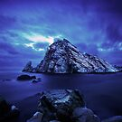 Sugar Loaf Rock by Paul Pichugin