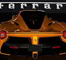 2014 Ferrari 'LaFerrari' Rear Detail by DaveKoontz