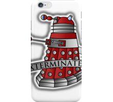 Dalek - Drone Variant 2 iPhone Case/Skin