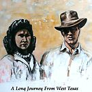 A Long Journey From West Texas by Reynaldo