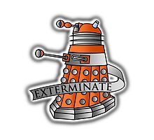 Dalek - Scientist Variant 2 by MikeTheGinger94