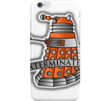 Dalek - Scientist Variant 2 iPhone Case/Skin