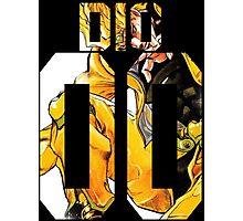 Dio - Jojo's Bizarre Adventure 00 Photographic Print