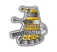 Dalek - Eternal Variant 2 by MikeTheGinger94