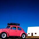Mr VW bluesky by Gary Power
