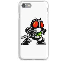 Kamen Rider Black - NES Sprite iPhone Case/Skin