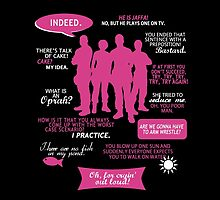 Stargate SG-1 - quotes (Pink/White design) by angiesdesigns