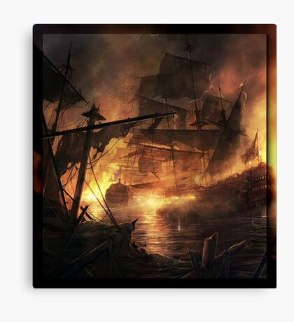 Victory! Canvas Print