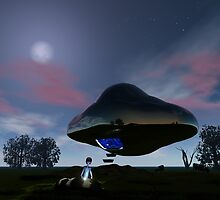 UFOs by mdkgraphics