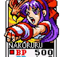 Nakororu by Lupianwolf