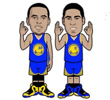 Splash Brothers by r72e7j
