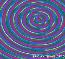 ( SUSPICION ) ERIC WHITEMAN  ART  by eric  whiteman