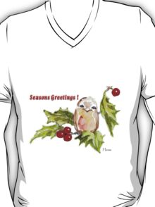 1 Little Bird - Season's Greetings! T-Shirt