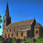 Brixworth Church by SimplyScene