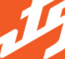 PTG Logo - Retro Sticker