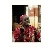 North Cameroon Art Print