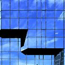 London Architecture -  in the abstract by jahina
