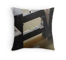 Lonely but beautiful Throw Pillow