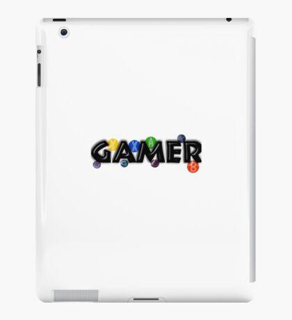 Gamer Pride iPad Case/Skin