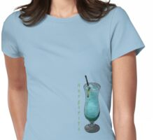 Margarita Time Womens Fitted T-Shirt