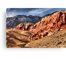 Red Rock State Park Canvas Print